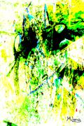 40 x 60, 12 Farben-Galeriedruck, Keilgerahmt auf 2-cm-Echtholzleisten
